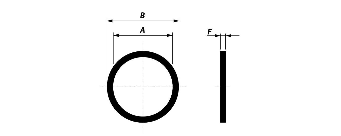 Ring ANSI 150